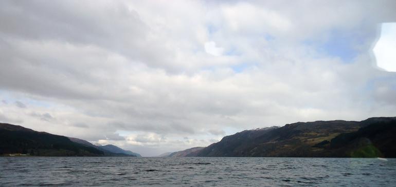 sejltur på Loch Ness - Edinburgh