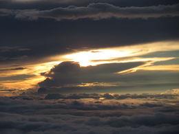 Shimmering Sunset Mt Haleakala , sdsuggs - September 2015