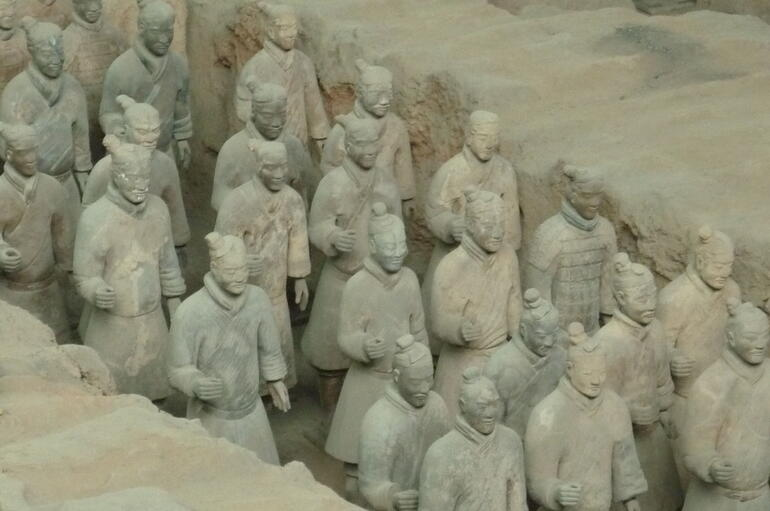 Terra Cotta Warriors - Xian
