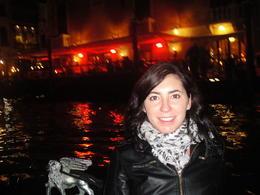 Venice gondola, Blanca - June 2014