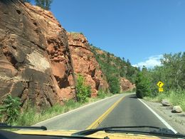 En route to Grand Canyon , Denise C - July 2015