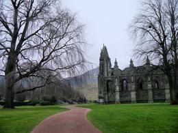 Holyrood Abbey in winter , Sabrina F - January 2017
