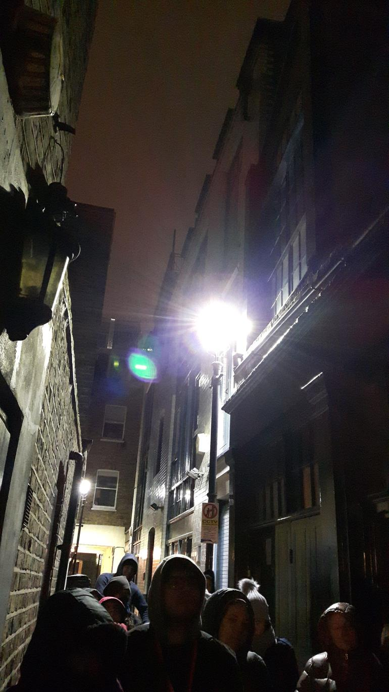 Jack the Ripper and Haunted London Tour photo 15
