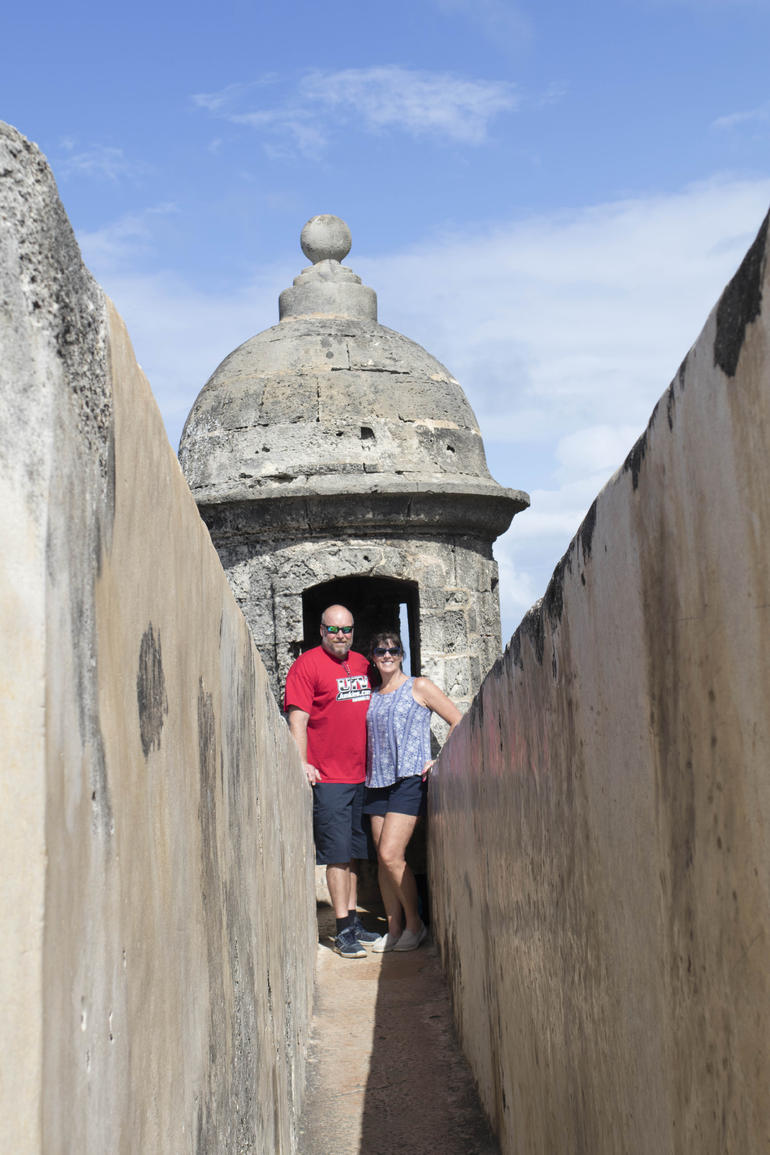 Bacardi Rum Distillery and Old San Juan Tour
