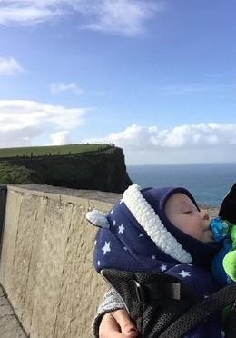 First visit to the Cliffs of Moher! , emroser11 - November 2017