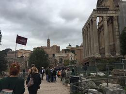 We learned fantastic details about the ancient Rome site. , Jean S - November 2017