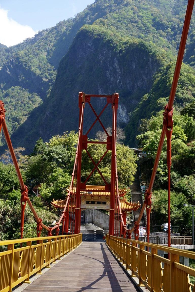 Private Tour: Taroko Gorge Day Trip from Taipei photo 4
