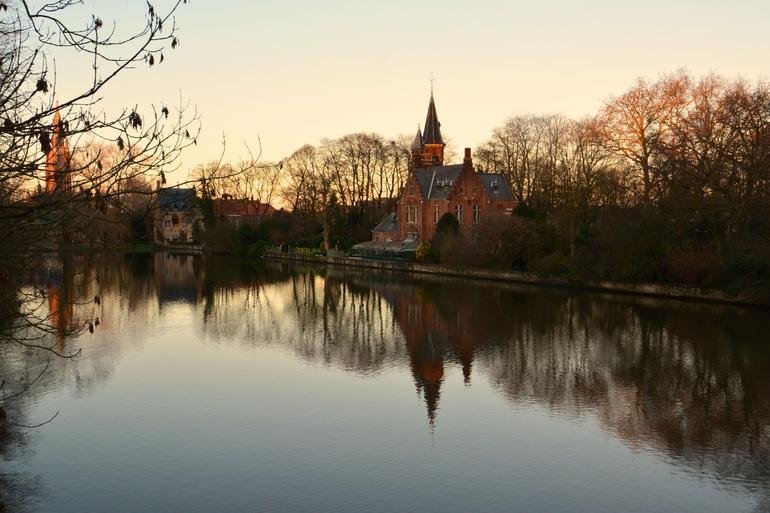 Brugge... - Amsterdam