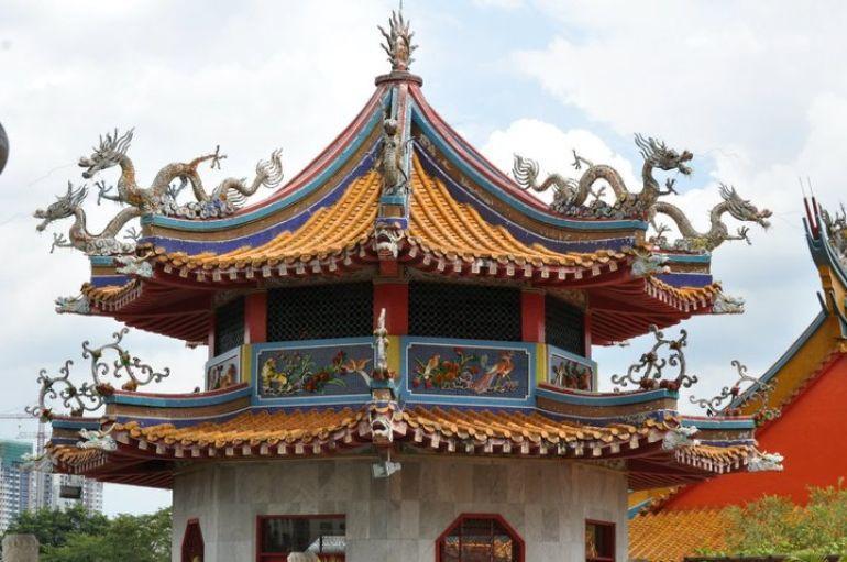 Buddha Temple, Haw Par Villa - Singapore
