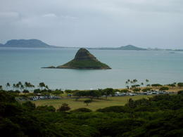 Chinaman's Hat , gerald d - August 2011