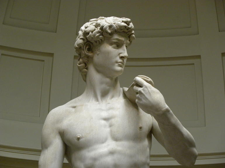 Skip the Line: Florence Accademia and Uffizi Gallery Small Group Tour photo 25