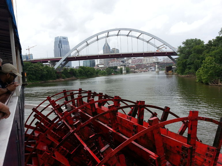 General Jackson Showboat Lunch or Dinner Cruise in Nashville photo 13