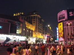 Beijing is really alive at night - September 2012