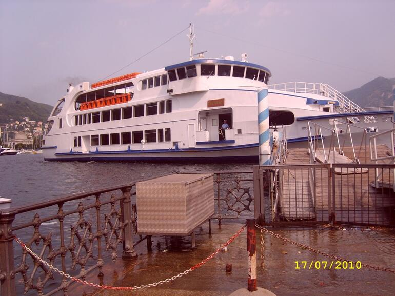 Ferry - Milan