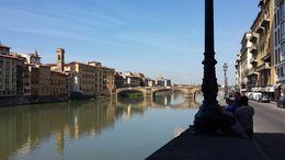 Pont Santa-Trinita pour moi le plus beau , Francoise L - April 2015