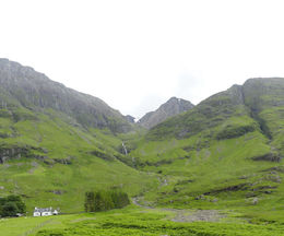 Beautiful Scottish landscape. , Julianne F - July 2015
