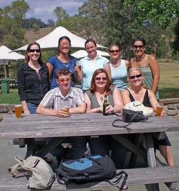 Stopped for a quick beer on the way. - May 2008