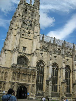 Canterbury Cathedral , Dianne S - September 2012