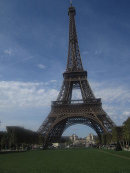 Eiffel tower. , Etten - October 2011