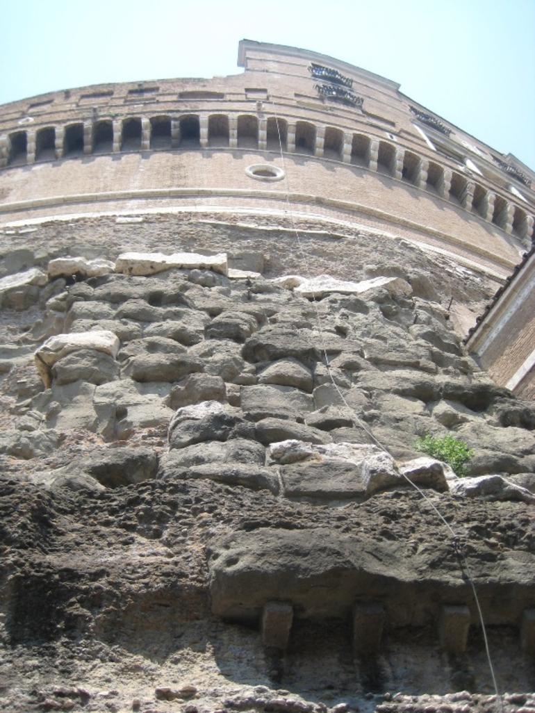 Imperor Adrian's Mausoleum - Rome