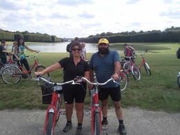 At Versailles Gardens Loved The cycling Anja great Fun To Be With , Carmen50 - August 2014