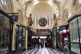 The Royal Arcade, Emma - October 2011