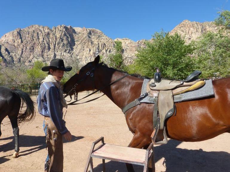 my horse - Las Vegas