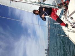 sailing trip - April'14 , Maria M - May 2014