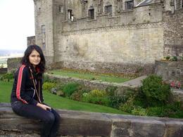 At Stirling Castle , R K - September 2012