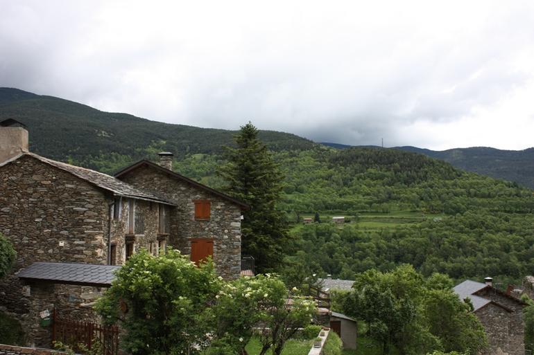 Pyrenees - Barcelona