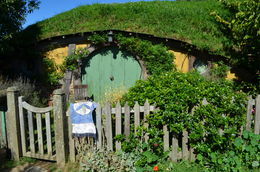 Hobbiton in LOTR , Jeanie_goldman - March 2015
