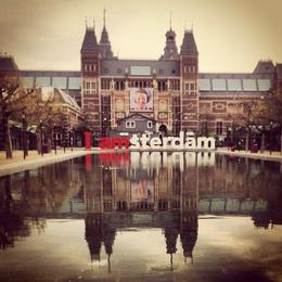We love Amsterdam!, Ryan & Asha - September 2012
