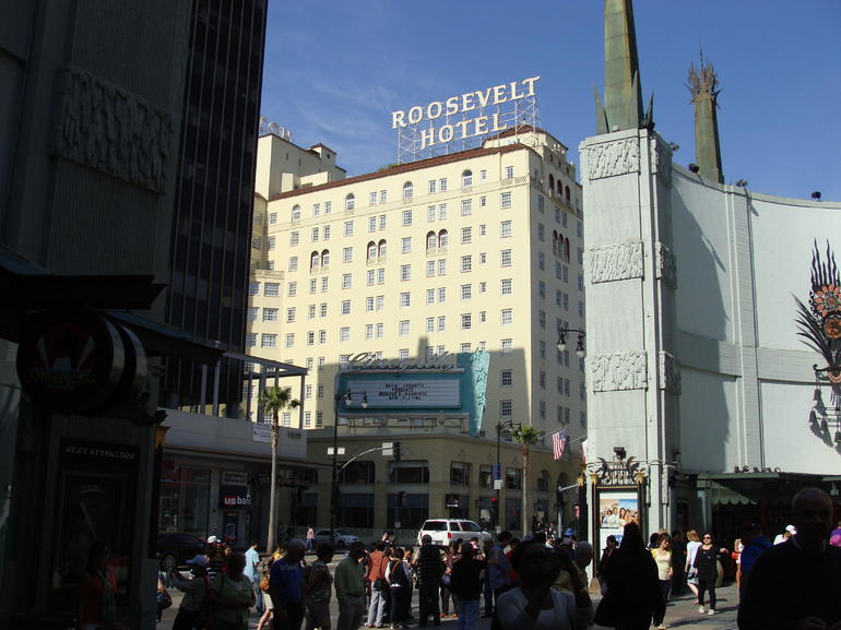 Roosevelt Hotel - Los Angeles