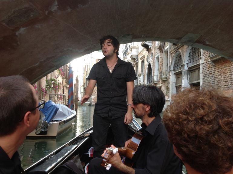Private Tour: Venice Gondola Ride with Serenade photo 18