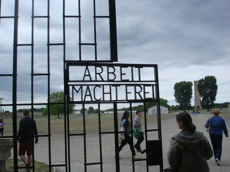 Sachsenhousen Concentration Camp - Berlin