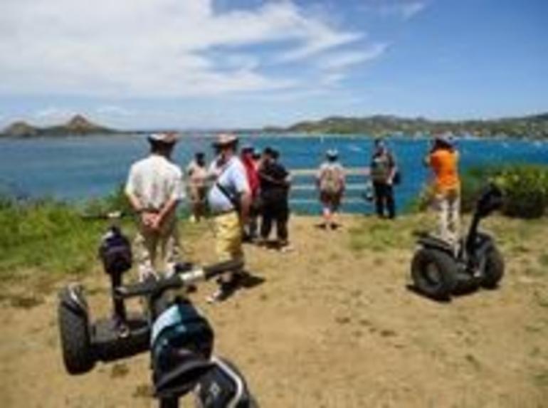Segway Tour - St Lucia