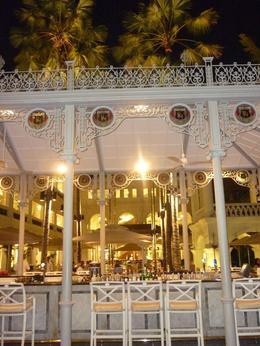 Raffles Hotel, Brian G - March 2010
