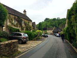 The picturesque village of Castle Combe , Kristen G - August 2016