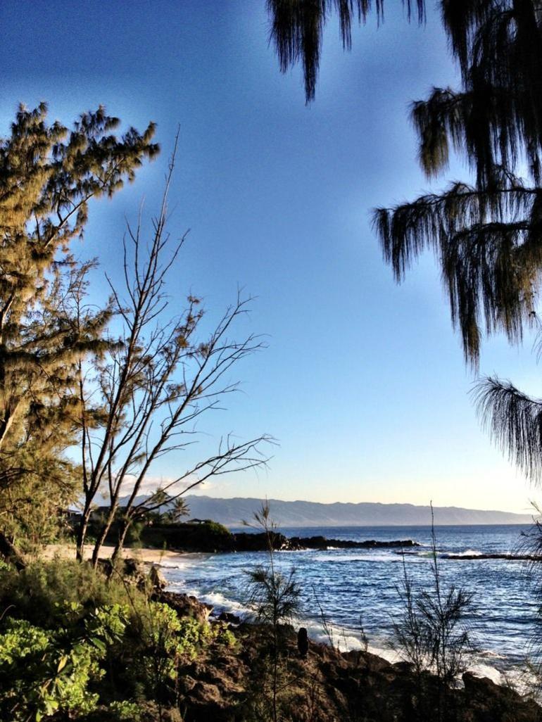 Three Tables Beach - Oahu