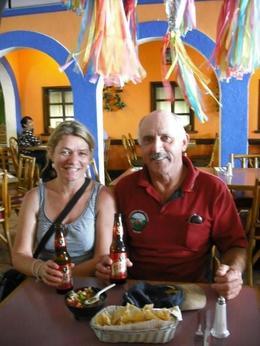 Ernest and Margarita , Ernest Paul W - June 2013