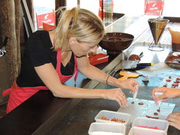 chocolate workshop! , Yuval H - June 2012