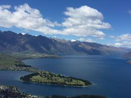 Queenstown from the Skyline Restaurant! , mwhitaker2 - February 2017
