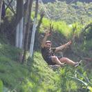 Roatan Ziplines Sloth Park and West Bay Beach Break, Roatan, HONDURAS