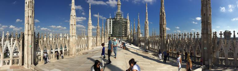 Skip the Line: Milan Cathedral and Rooftops by Elevator Ticket photo 21