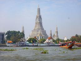 Optional Chao Phraya River Cruise highly recommended add on!. , Jane N - January 2018