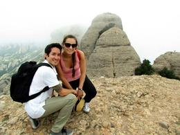 Top of Montserrat , Allison N - September 2012