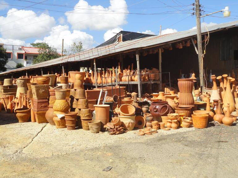 Clay Pots - Puerto Plata