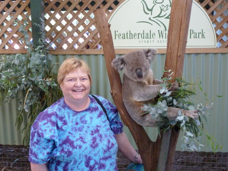 Featherdale Wildlife Park - Sydney