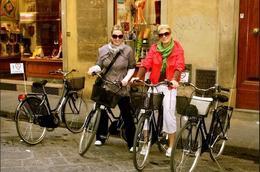 Florence Bike Tour - February 2010