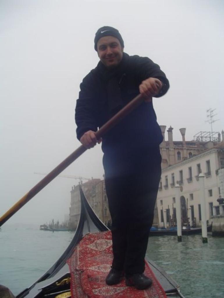 Gondola Ride, Venice - Venice